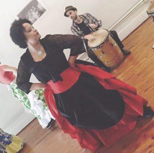 Julia Dance Teacher