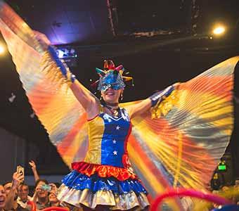 """A Night of Calypso"" Featuring Jackeline Rago & the Venezuelan Music Project"
