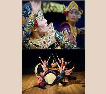 Maze Daiko + Gamelan Sekar Jaya: 10th Anniversary Concert