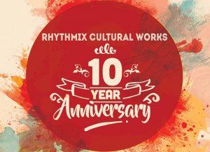 RCW 10th Anniversary banner