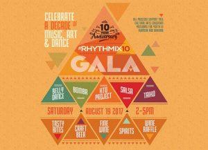Rhythmix10 GALA