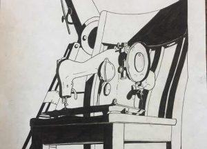 Devin Rowe Drawing