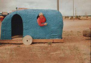 Ed Flintstones Car