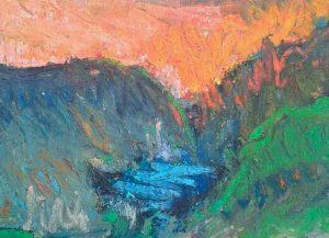 Renee Doty- Hills Unfolding