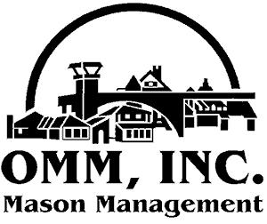 OMM, Inc. Logo