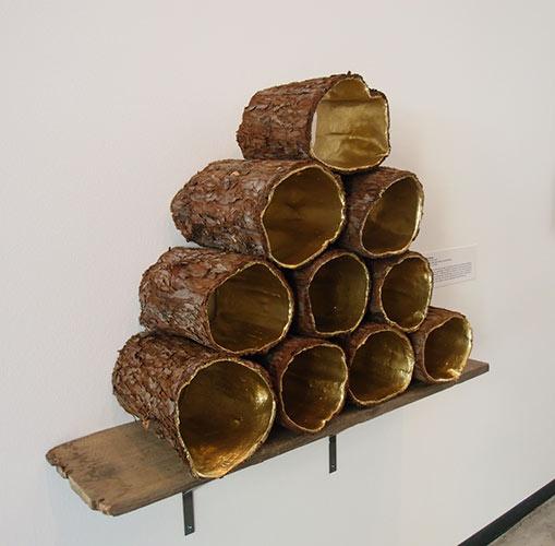 Redwood Gold by Hopi Breton