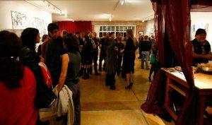 Reception in K Gallery