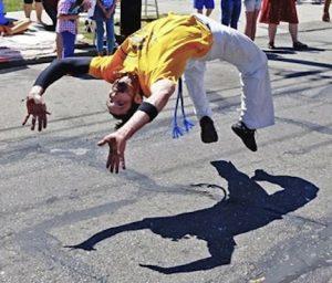 Capoeira Flip