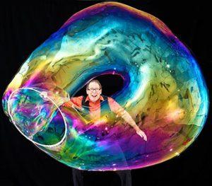 Amazing bubble