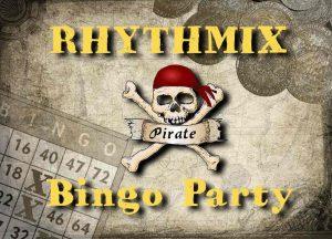 Pirate Bingo Banner