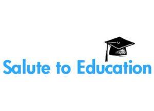 Salute to Education Logo