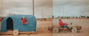 Ed Flintstone Car