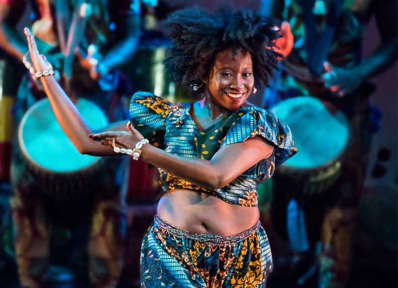 PAL 'Round the World Music, Dance and Art Festival | Rhythmix
