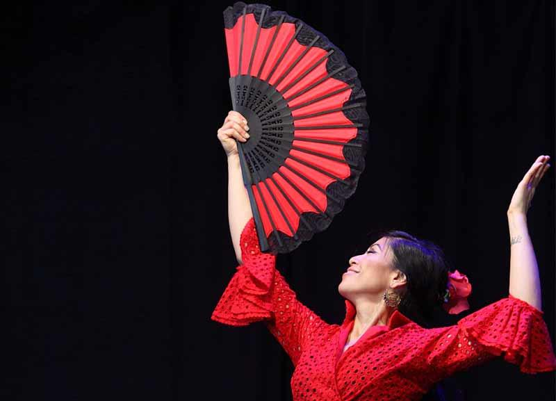 Café Flamenco: Flamenkeando | Rhythmix Cultural Works