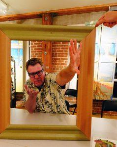 Phil Framed